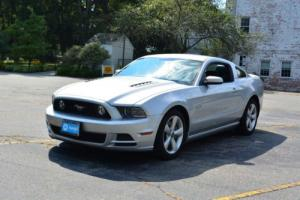 2013 Ford Mustang 2dr Coupe GT Premium