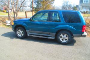2001 Ford Explorer PREMIUM SPORT PKG