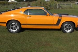 1970 Ford Mustang FAST BACK