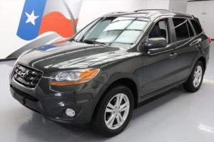 2010 Hyundai Santa Fe SE V6 LEATHER ROOF RACK