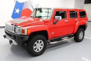 2008 Hummer H3 4X4 SUNROOF HTD LEATHER NAV REAR CAM Photo