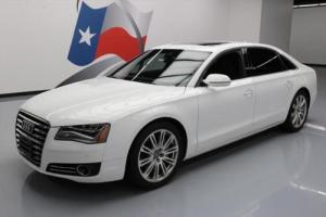 2013 Audi A8 3.0T AWD S/C CLIMATE SEATS SUNROOF NAV