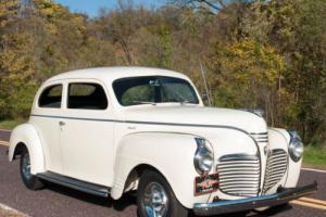1941 Plymouth Other  P12 Two-door Sedan