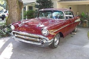 1957 Chevrolet Bel Air/150/210 BEL-AIR