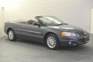 2001 Chrysler Sebring 2dr Convertible LXi