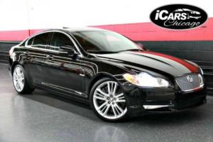 2011 Jaguar XF Supercharged 4dr Sedan