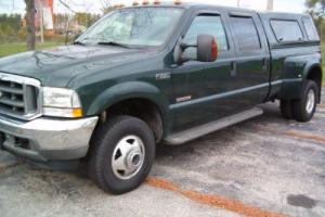 2003 Ford F-350 FX4