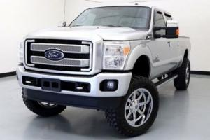 2016 Ford F-250 Platinum LIFTED 4WD