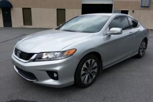 2013 Honda Accord ACCORD EX-L COUPE 2 DOOR SPOTY CLEAN LEATHER ALLOY