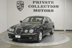 2003 Jaguar S-Type Photo
