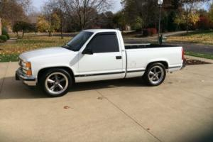 1996 Chevrolet C/K Pickup 1500 Silverado 1500
