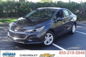 2017 Chevrolet Cruze 4dr Sedan Automatic LT