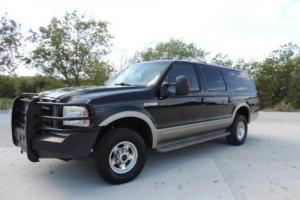 2005 Ford Excursion Eddie Bauer 4x4 Diesel Low Miles RARE!!!!
