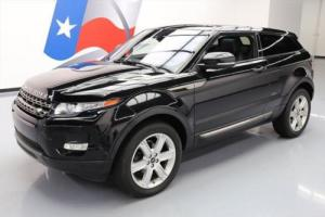 2013 Land Rover Range Rover EVOQUE PURE PLUS AWD PANO ROOF NAV