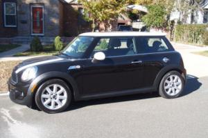 2011 Mini Cooper 2dr Coupe S