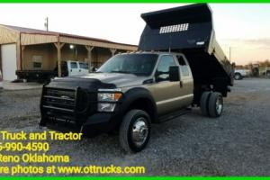 2012 Ford F-550 Chassis