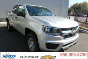 2016 Chevrolet Colorado 2WD WT Photo