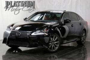 2014 Lexus GS 4dr Sedan AWD