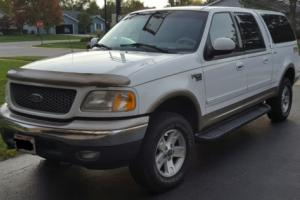 2002 Ford F-150 Lariat Photo