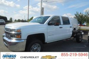 "2016 Chevrolet Silverado 2500 2WD Crew Cab 153.7"" Work Truck Photo"