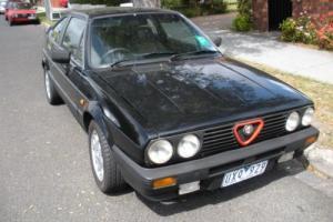 Alfa Romeo Alfasud SPRINT QV 1986