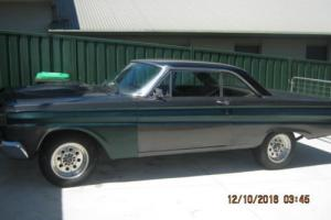 1964 ford MERCURY COMET CALIENTE 2 DOOR HARDTOP SUPER CHARGED