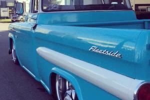 1958 Chevrolet C/K Pickup 1500 Deluxe Cab | eBay