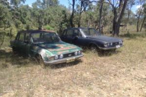 Triumph 2500 and 2500S. Manual and autos WRECKING WRECKING WRECKING