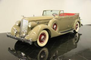 1936 Packard Twelve Photo