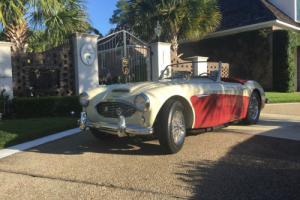1960 Austin Healey 3000 Mk 1