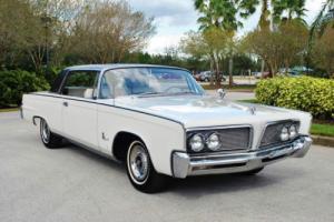 1964 Chrysler Imperial Crown Coupe Survivor! Super Clean! 413 V8 Auto Photo