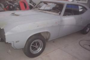1969 Buick Skylark GS Photo