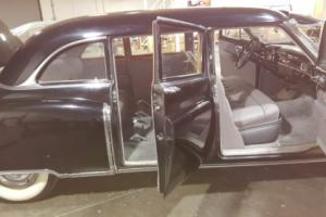 1952 Cadillac Fleetwood