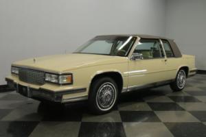 1987 Cadillac Coupe DeVille