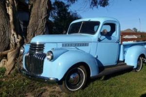 1941 Chevrolet Other Pickups AK