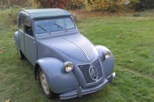1957 Citroën