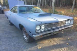 1969 Dodge Coronet 69 DODGE CORONET PROJECT NR WINNER TAKES IT SOLID