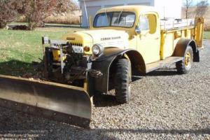 1948 Dodge Power Wagon B1PW
