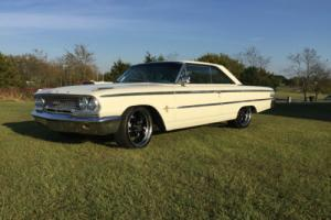 1963 Ford Galaxie 500 ~ 1963 1/2 Fastback Car with 390 V8 Photo