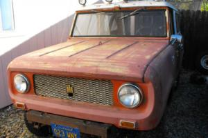 1961 International Harvester Scout Photo