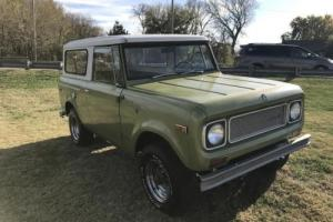 1970 International Harvester Scout SCOUT 800
