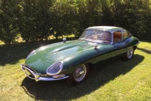 1966 Jaguar E-Type Photo