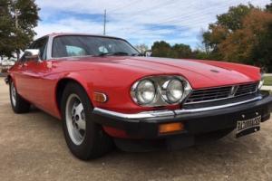 1986 Jaguar XJS xjs