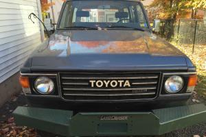 1985 Toyota Land Cruiser    eBay Photo