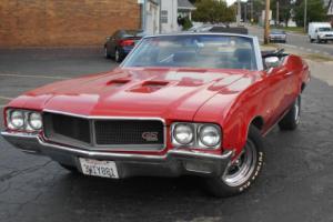 1970 Buick Skylark GS455 Photo