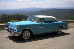 1956 Buick Century model 66R