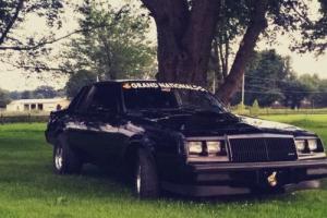 1987 Buick Grand National Photo