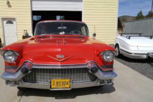 1957 Cadillac DeVille 62 Series