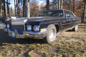 1971 Cadillac DeVille Photo
