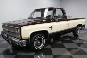 1981 Chevrolet Silverado 1500 C10